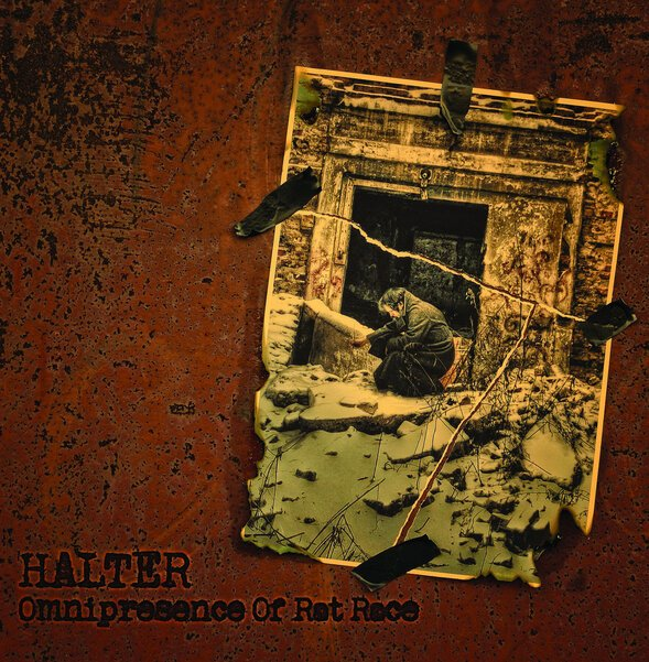 HALTER - Omnipresence Of Rat Race