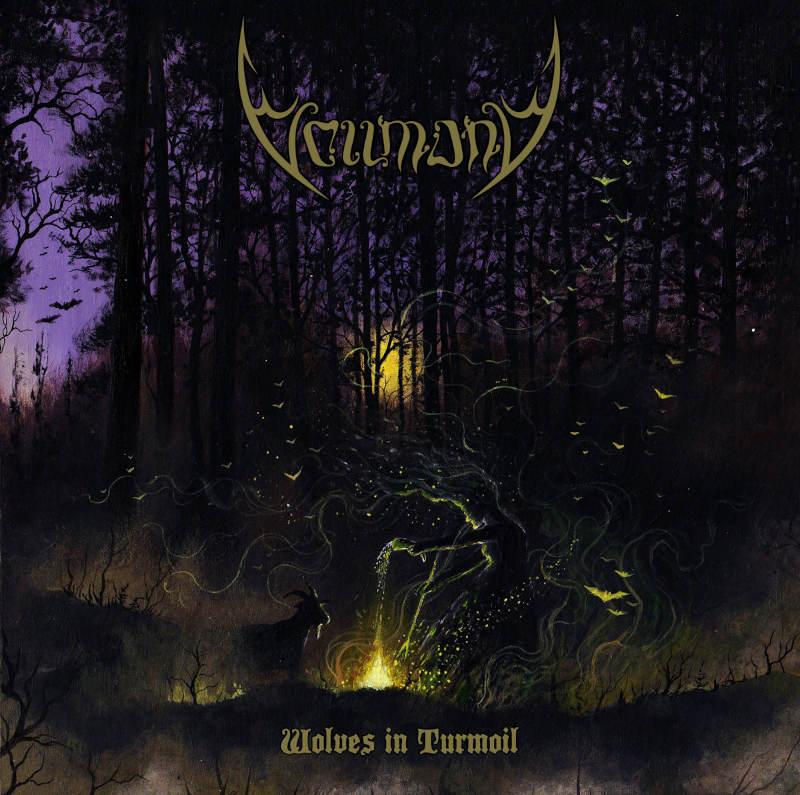 VOLLMOND - Wolves In Turmoil