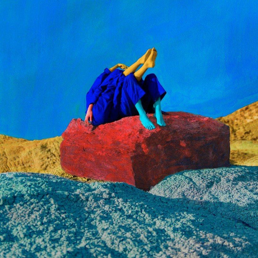 GREY AURA - Zwart Vierkant