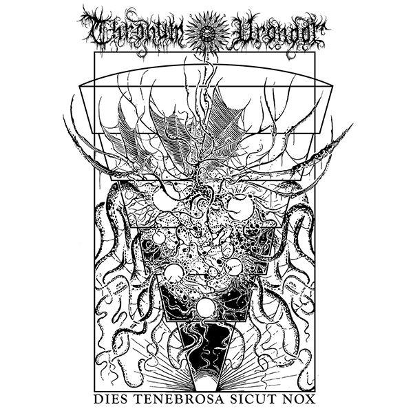 THRONUM VRONDOR - Dies Tenebrosa Sicut Nox
