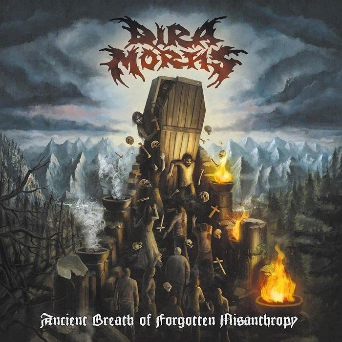 DIRA MORTIS - Ancient Breath Of Forgotten Misanthropy
