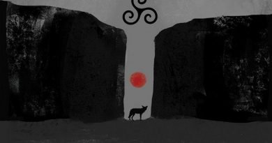 The Old Man Coyote - Prologue