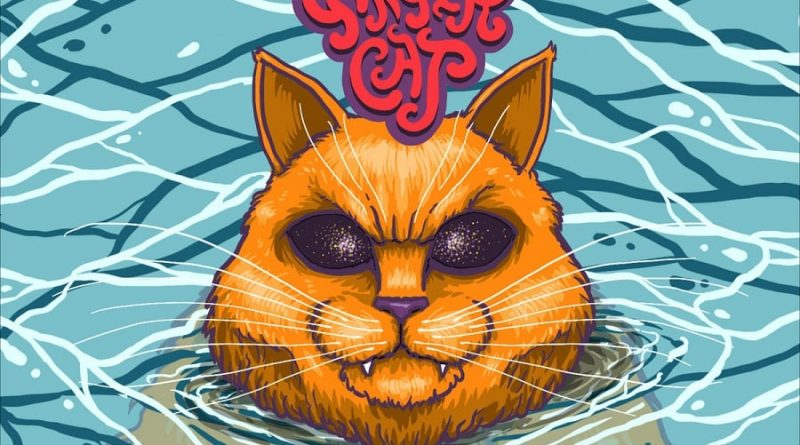 Super Fat Ginger Cat - MAW