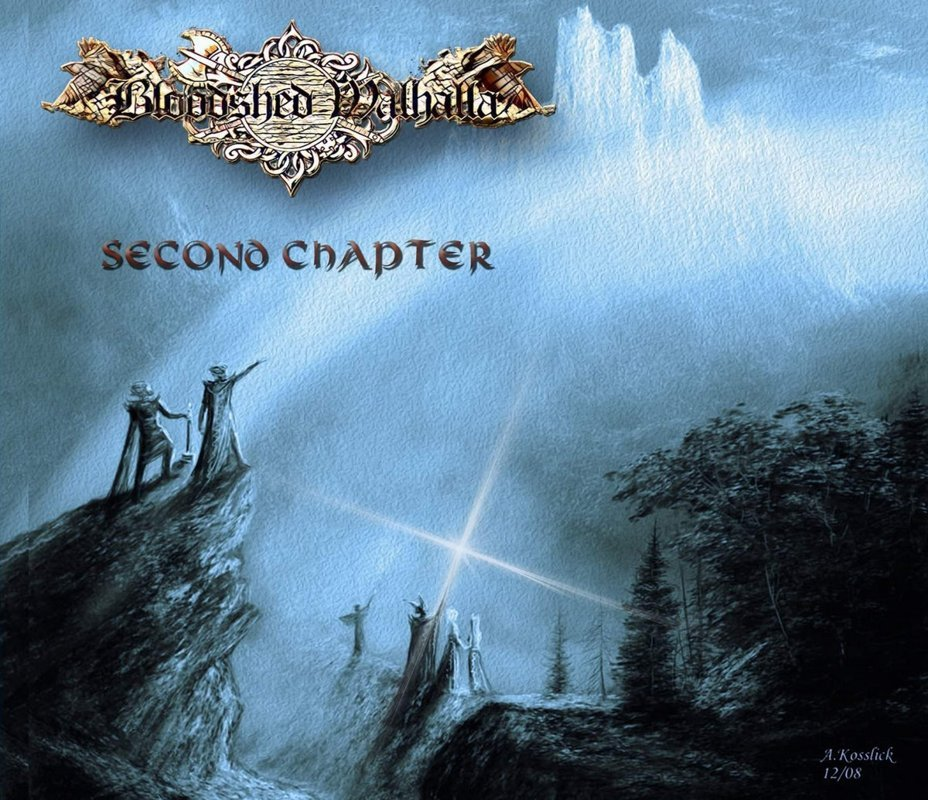 BLOODSHED WALHALLA - Second Chapter