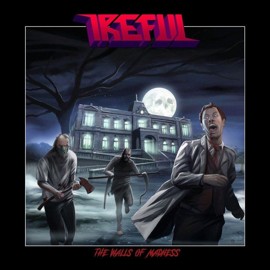 IREFUL - The Walls Of Madness